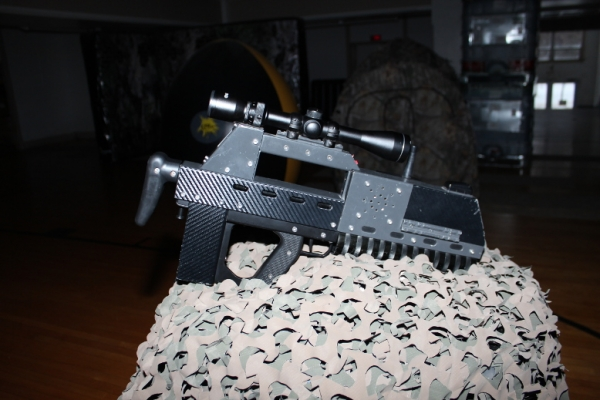 Commando Sharpshooter Rifle